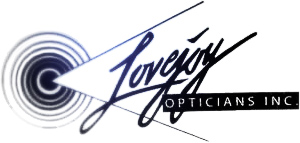 Lovejoy Opticians INC., logo